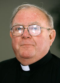 Rev. Msgr. Dennis Dorney (Ordained December 21, 1967)